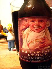 Breakfast Stout bottle
