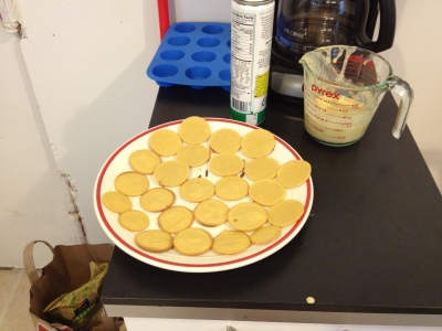 gluten-free socca recipe