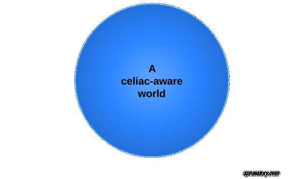 a celiac-aware world