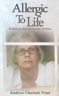 cover of Allergic to Life by Kathryn Treat