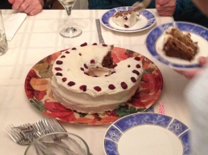 gluten-free spice cake