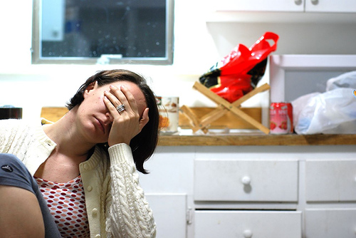 If this is you at the thought of cooking something, you're probably ready. Photo © Brittney Bush Bollay | Flickr
