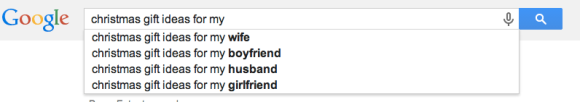 Now that's just mean, Google.