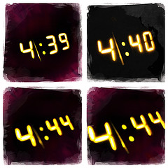 insomnia digital clock