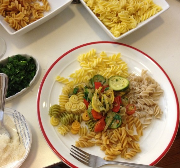 gluten-free pasta taste test