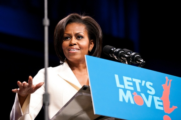 Michelle Obama Let's Move